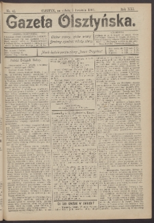 Gazeta Olsztyńska, 1906, nr 42
