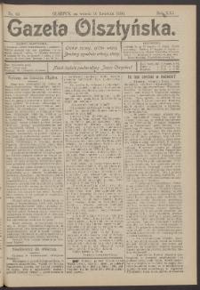 Gazeta Olsztyńska, 1906, nr 43