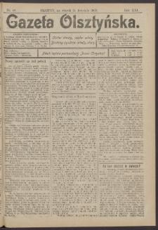 Gazeta Olsztyńska, 1906, nr 48