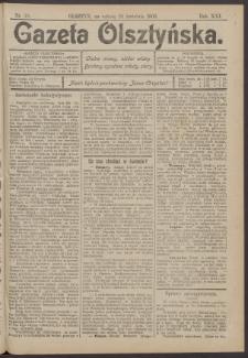 Gazeta Olsztyńska, 1906, nr 50
