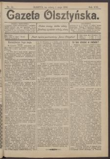 Gazeta Olsztyńska, 1906, nr 53