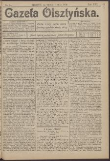 Gazeta Olsztyńska, 1906, nr 54