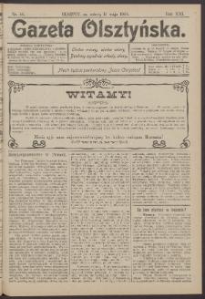 Gazeta Olsztyńska, 1906, nr 56
