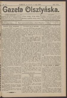 Gazeta Olsztyńska, 1906, nr 57