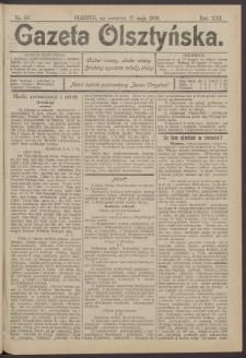 Gazeta Olsztyńska, 1906, nr 58