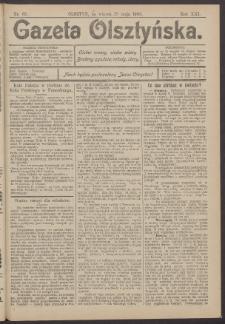 Gazeta Olsztyńska, 1906, nr 63