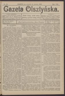 Gazeta Olsztyńska, 1906, nr 69