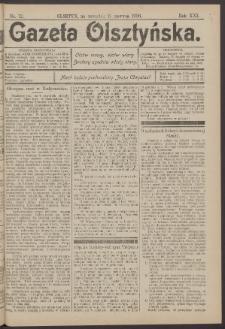 Gazeta Olsztyńska, 1906, nr 72