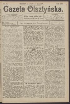 Gazeta Olsztyńska, 1906, nr 78