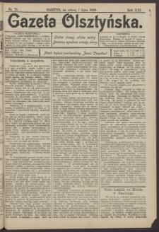 Gazeta Olsztyńska, 1906, nr 79