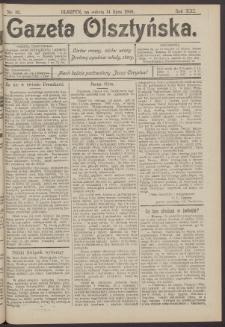 Gazeta Olsztyńska, 1906, nr 82