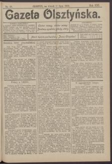 Gazeta Olsztyńska, 1906, nr 83