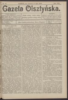Gazeta Olsztyńska, 1906, nr 84