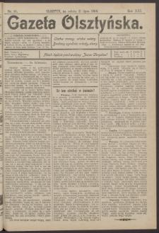 Gazeta Olsztyńska, 1906, nr 85