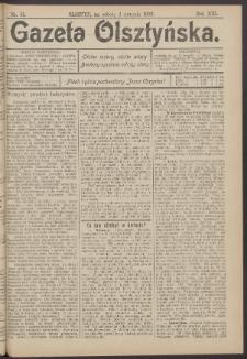Gazeta Olsztyńska, 1906, nr 91