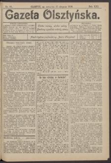 Gazeta Olsztyńska, 1906, nr 99
