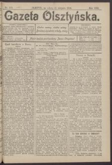 Gazeta Olsztyńska, 1906, nr 100