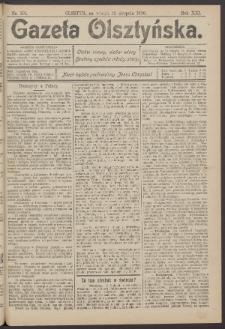 Gazeta Olsztyńska, 1906, nr 101