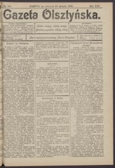 Gazeta Olsztyńska, 1906, nr 102
