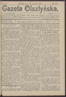 Gazeta Olsztyńska, 1906, nr 103