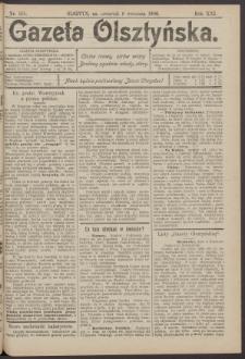 Gazeta Olsztyńska, 1906, nr 105