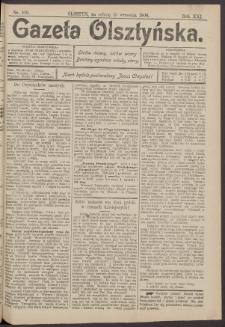 Gazeta Olsztyńska, 1906, nr 109