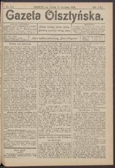 Gazeta Olsztyńska, 1906, nr 110