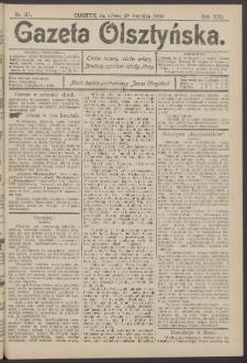 Gazeta Olsztyńska, 1906, nr 115