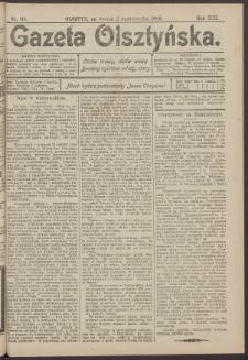 Gazeta Olsztyńska, 1906, nr 116