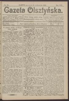 Gazeta Olsztyńska, 1906, nr 121
