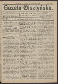 Gazeta Olsztyńska, 1906, nr 126