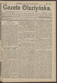 Gazeta Olsztyńska, 1906, nr 129