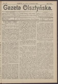 Gazeta Olsztyńska, 1906, nr 139