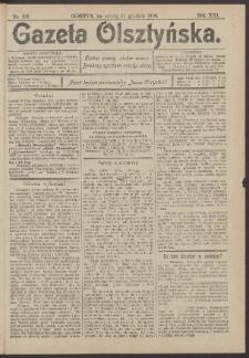 Gazeta Olsztyńska, 1906, nr 153
