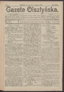 Gazeta Olsztyńska, 1907, nr 2