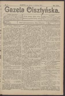 Gazeta Olsztyńska, 1907, nr 3