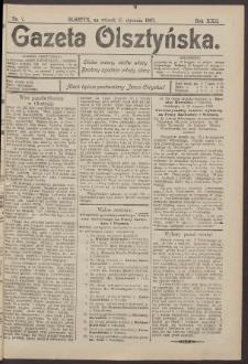 Gazeta Olsztyńska, 1907, nr 7