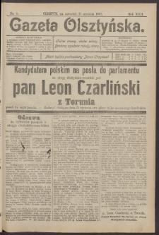 Gazeta Olsztyńska, 1907, nr 8