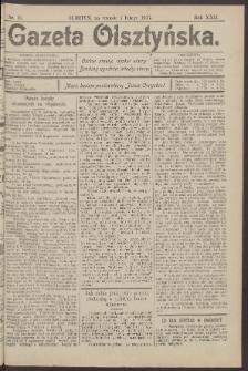Gazeta Olsztyńska, 1907, nr 16