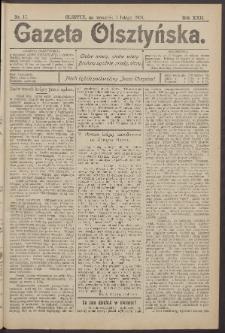Gazeta Olsztyńska, 1907, nr 17