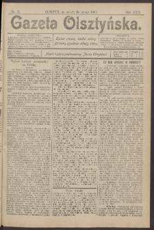 Gazeta Olsztyńska, 1907, nr 21