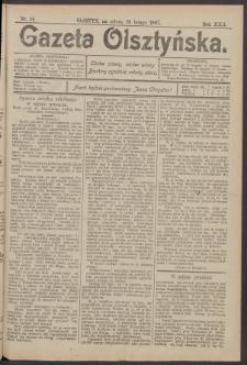 Gazeta Olsztyńska, 1907, nr 24