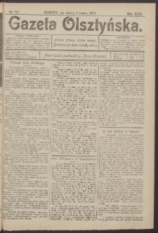 Gazeta Olsztyńska, 1907, nr 30