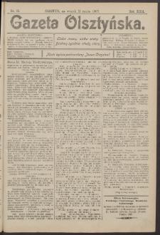 Gazeta Olsztyńska, 1907, nr 31
