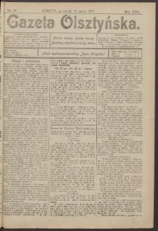 Gazeta Olsztyńska, 1907, nr 33