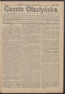 Gazeta Olsztyńska, 1907, nr 50