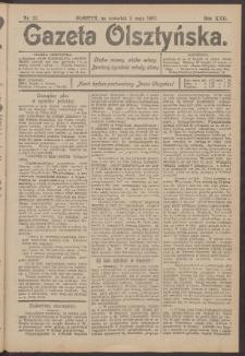 Gazeta Olsztyńska, 1907, nr 52