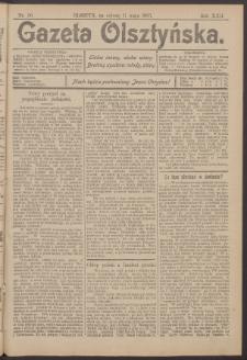 Gazeta Olsztyńska, 1907, nr 56