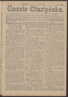 Gazeta Olsztyńska, 1907, nr 58
