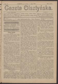 Gazeta Olsztyńska, 1907, nr 59